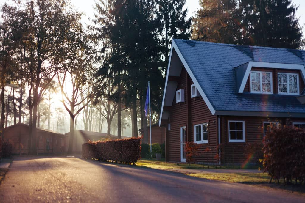 Putting your home up for sale and then applying for a refinance